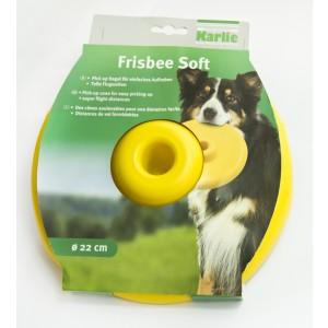 Karlie Frisbee Soft Kunstoff